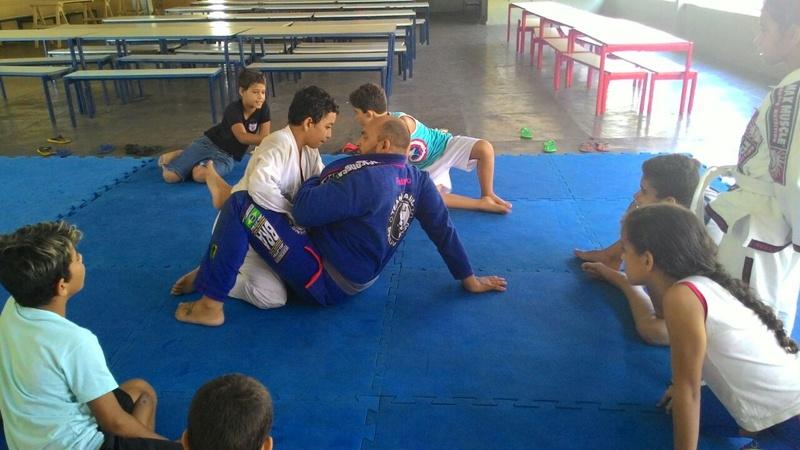 Garagem Team Nahum Jiu Jitsu