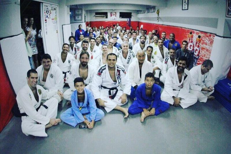 Minha vida no Jiu-Jitsu!