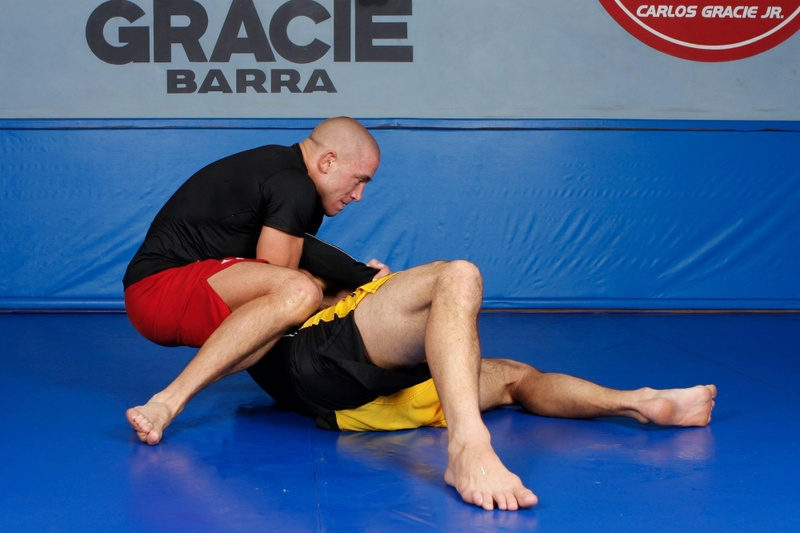 BJJ techniques with GSP: Learn a submission with the former UFC champion