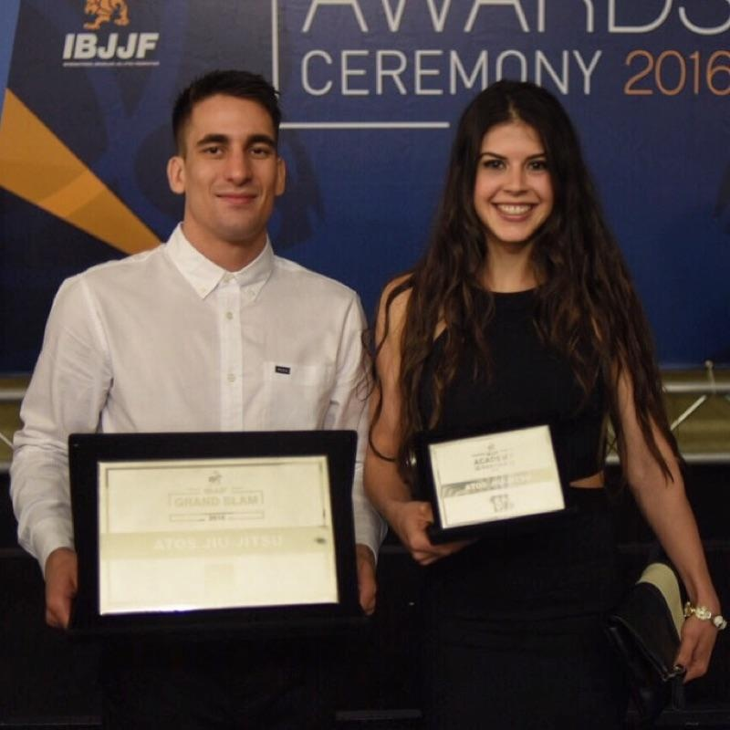 IBJJF Awards Ceremony