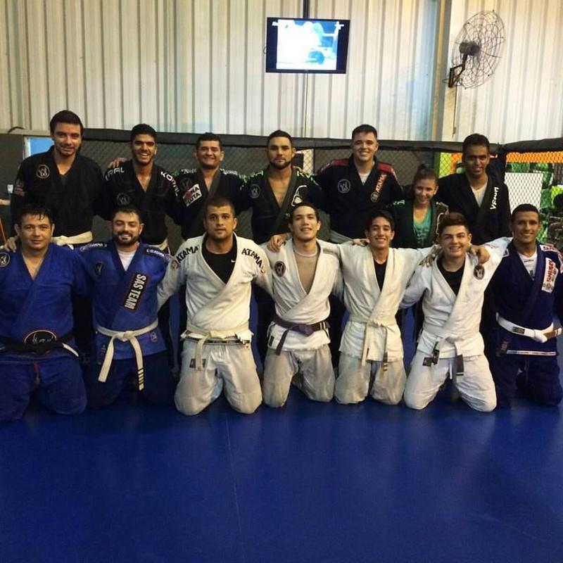 SAS Team - André Felipe Jiu Jitsu