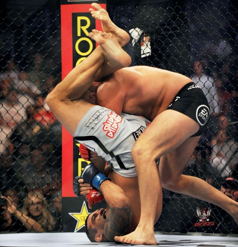 Brazilian Jiu-Jitsu star Fabricio Werdum career's turning point