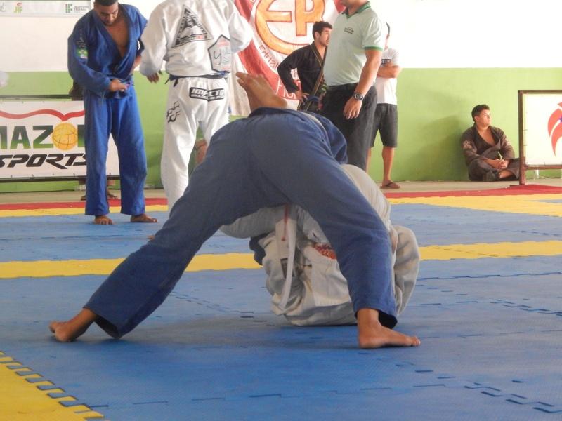 Final do I Open Castanhal de Jiu-Jitsu