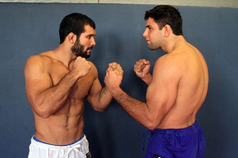 Ídolos no Jiu-Jitsu, Rodolfo Vieira e Marcus Buchecha querem repetir o sucesso no MMA