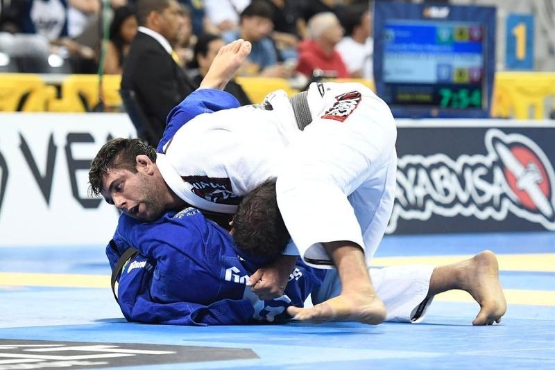Brazilian Jiu-Jitsu: Marcus Buchecha is on fire to fight at IBJJF Pro League GP 2016