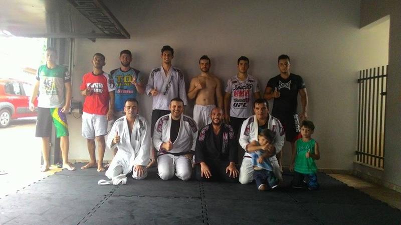 Team Nahum Borborema SP