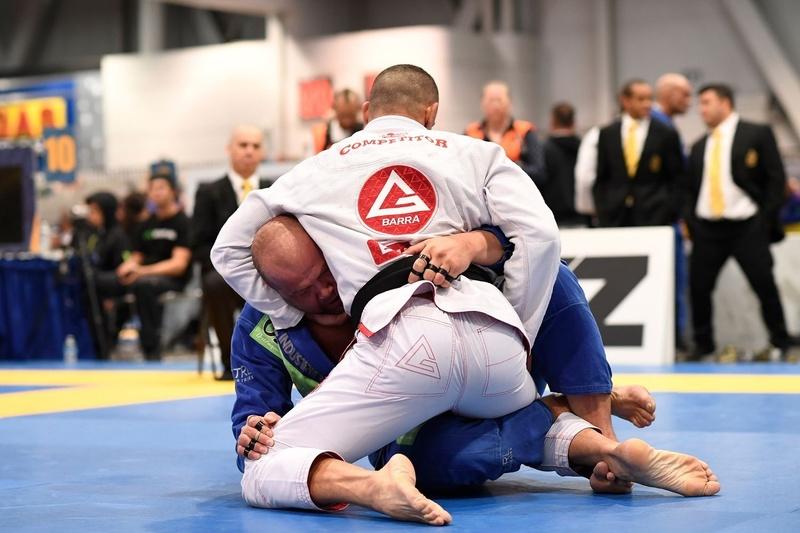 """BJJ World Master 2016: Cristiano """"Titi"""" Lazarini vs Carlos Farias"""
