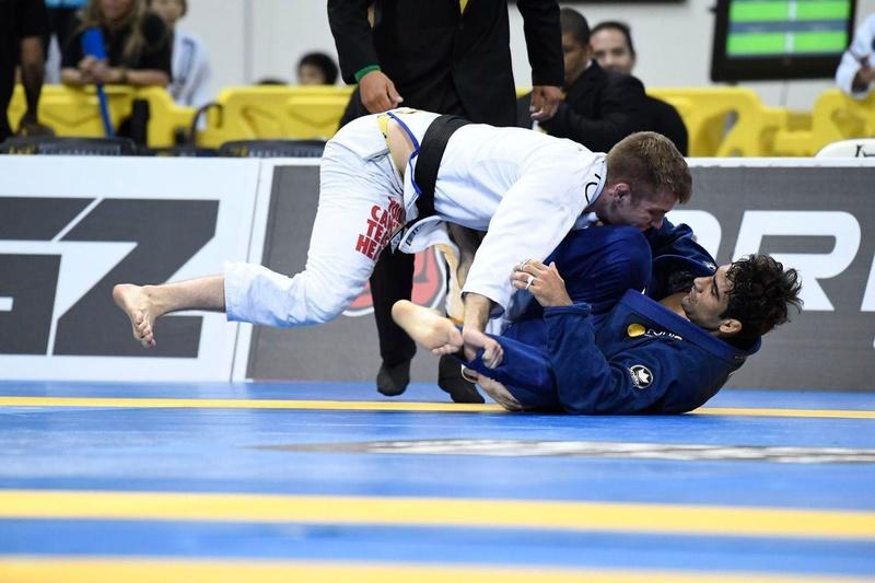 BJJ Worlds 2016: Leandro Lo vs. Keenan Cornelius