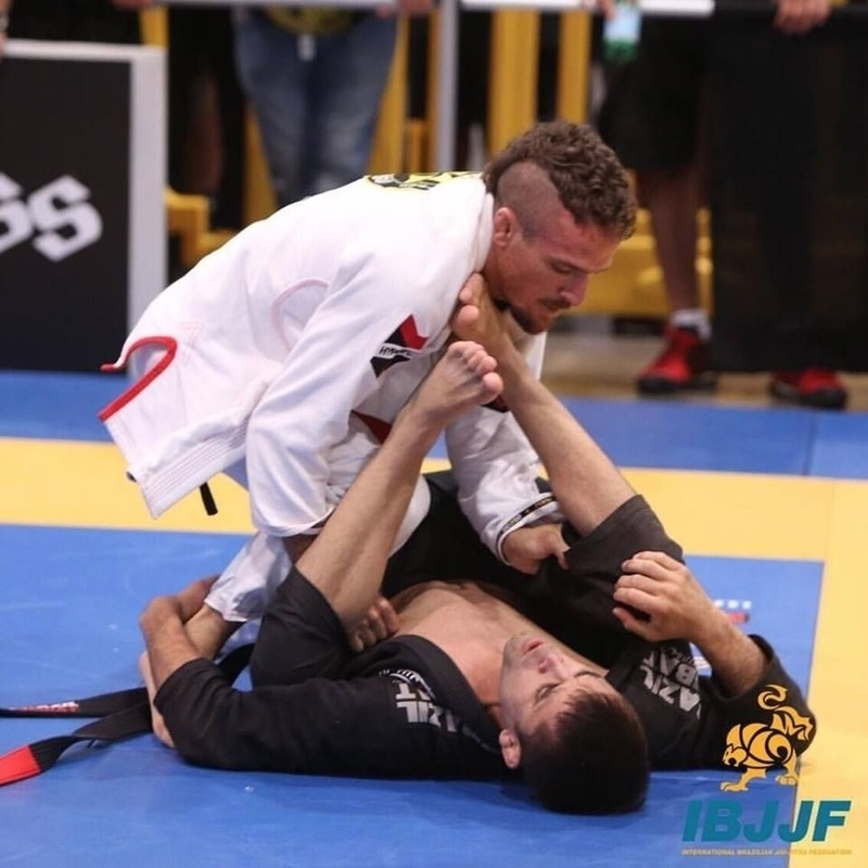 In the master 1 roosterweight division, Raul Marcello beat Juan da Silva 1-0 on advantages for the gold medal.