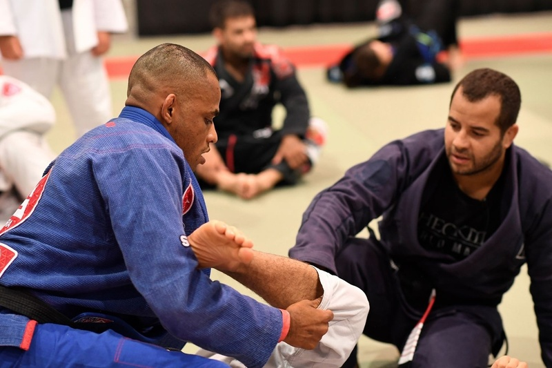 BJJ World Master 2016: Léo Vieira Seminar attracts new  BJJ generation
