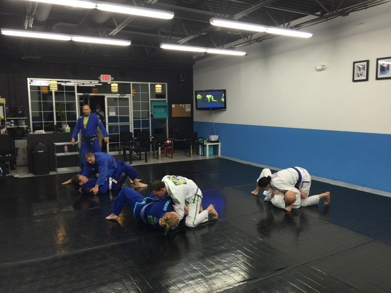 Gracie Barra Advance Class