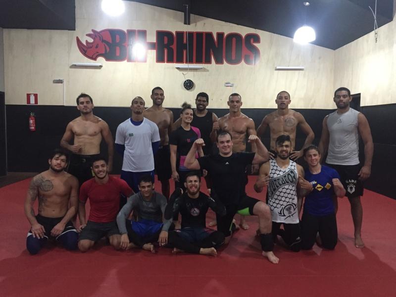Bh RHINOS MMA Team