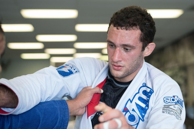 2016 BJJ Worlds: Romulo Barral's training camp on fire