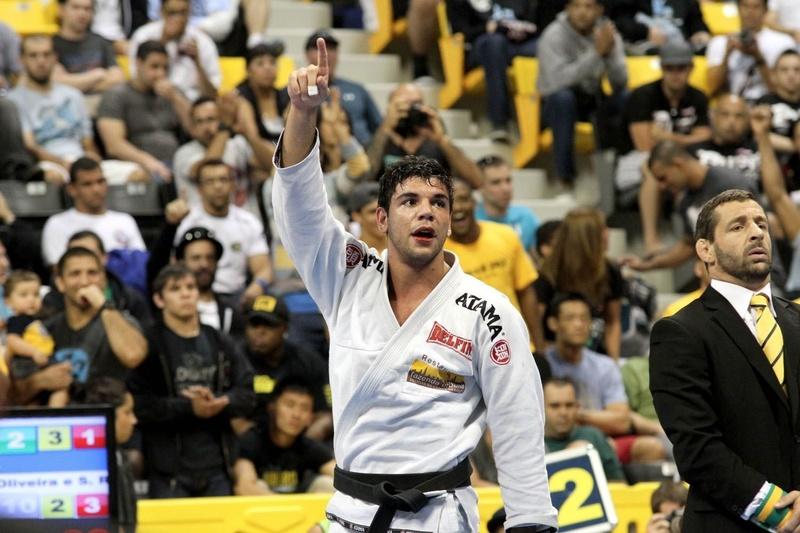 João Gabriel celebrates