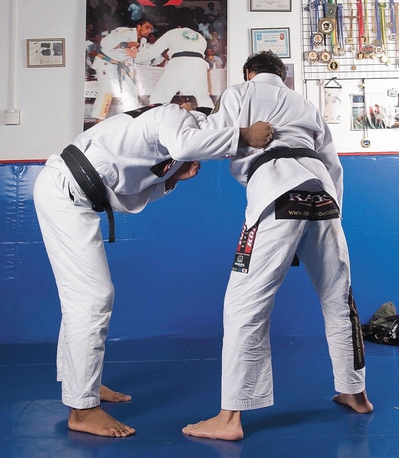 BJJ techniques: Ronaldo Jacaré teaches how to frustrate stallers