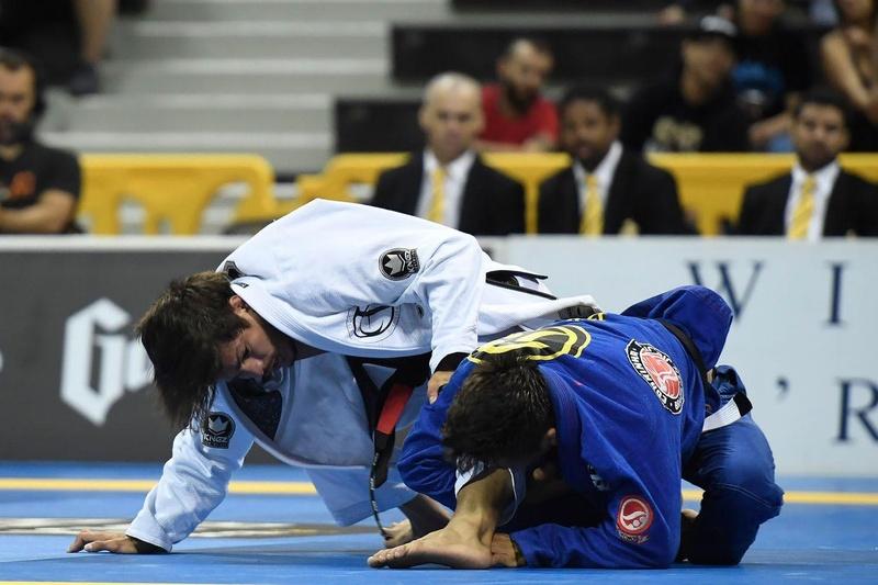 BJJ Worlds 2016: Gabriel Moraes vs. Ary Farias
