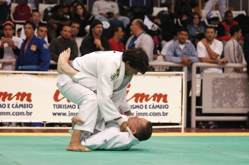 #worldmaster: Russell Redenbaugh and BJJ without barriers