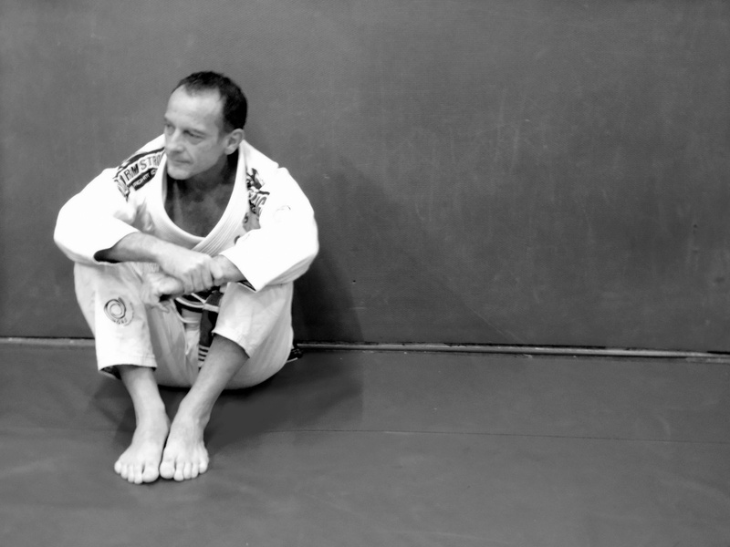 Resilience! Jiu Jitsu! Be strong!