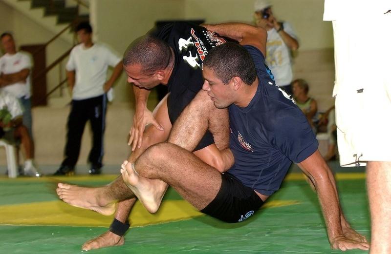 Thales Leites vs Carlos Baruk