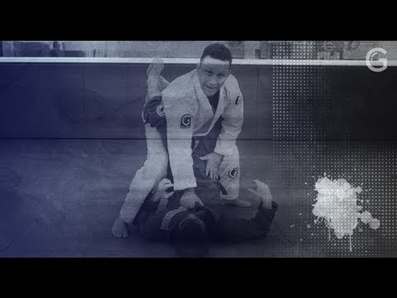 Guard-passing at Renzo Gracie Online Academy