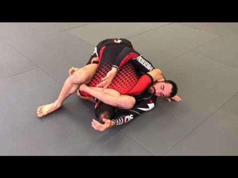 BJJ: Braulio Estima teaches his deadly inverted triangle