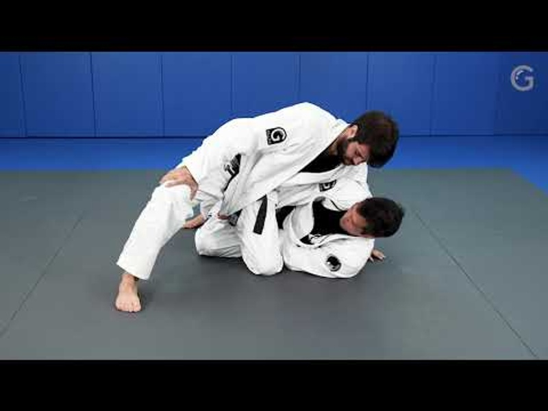 Half-guard: a trap against the inverted half-guard