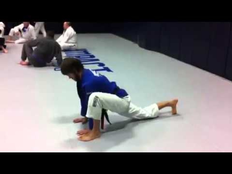 BJJ fundamentals: Stretches for Brazilian Jiu-Jitsu