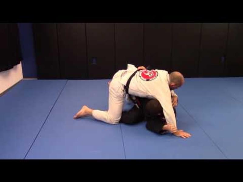 Brazilian Jiu-Jitsu lesson: Rafael Formiga teaches a duck-under sweep from butterfly guard