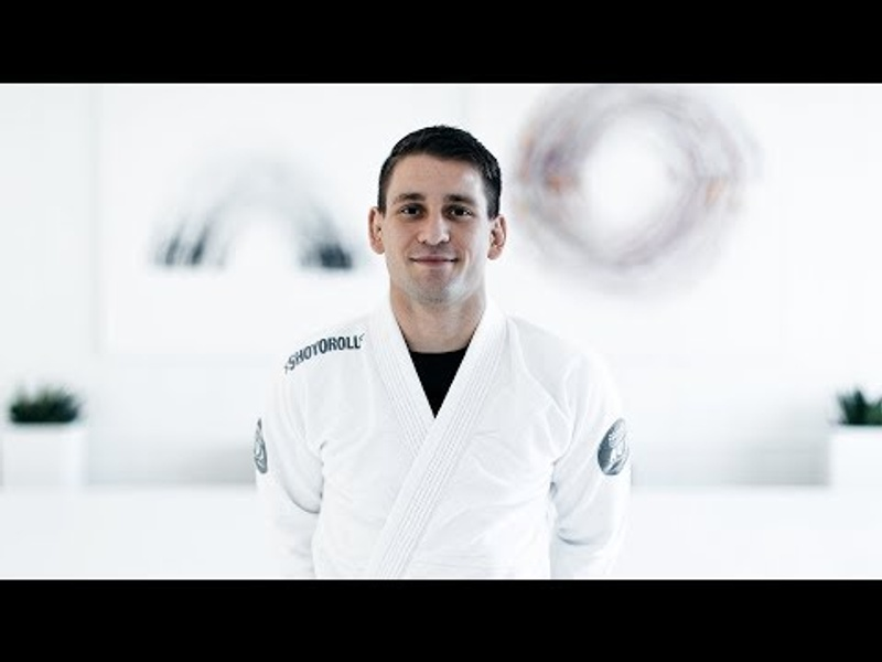 BJJ: Rafael Mendes and the details to beating the inverted half-guard