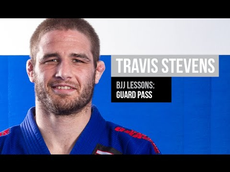 Brazilian Jiu-Jitsu lesson: Rio 2016 Olympic Silver Medalist Travis Stevens teaches how to pass the guard
