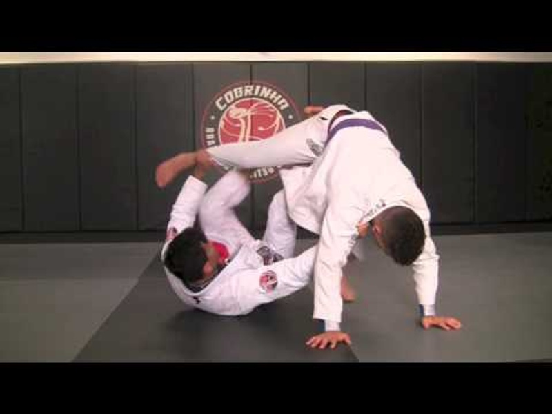 BJJ: Two ways to reach the single-leg with Charles Cobrinha