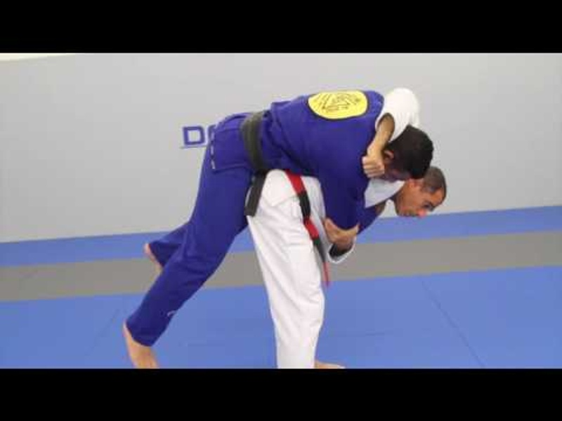 Brazilian Jiu-Jitsu: Royler Gracie teaches a self-defense technique