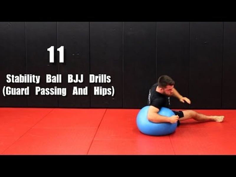 BJJ fundamentals: improve your balance for Jiu-Jitsu