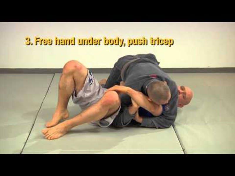 BJJ fundamentals: how to defend against and escape the Kimura