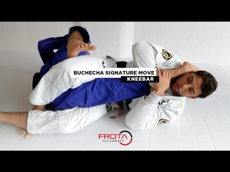 BJJ: Marcus Buchecha teaches a knee bar starting from the X-guard