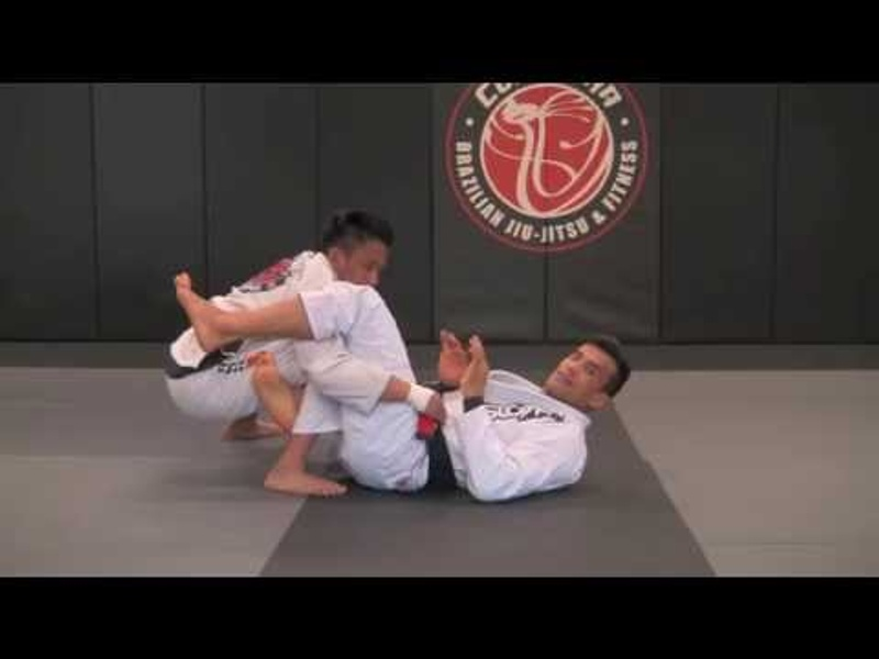 BJJ: Charles Cobrinha teaches how to avoid the Miragaia pass with a sweep or an armlock