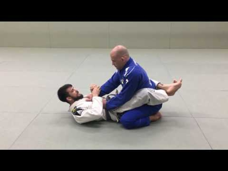 BJJ lesson: Michael Langhi teaches how to sweep from the closed guard and finish on the armbar