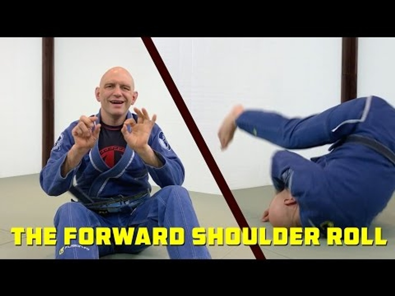 6 common shoulder roll mistakes in BJJ and how to avoid them