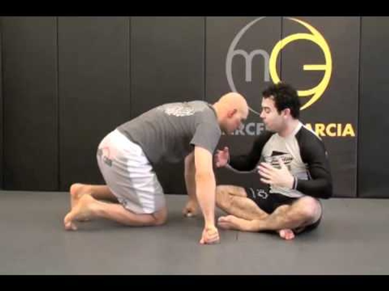 BJJ: Marcelo Garcia shows how to defeat a bigger, stronger opponent