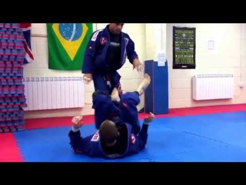 Brazilian Jiu-Jitsu techniques: Learn how to drill with a training partner