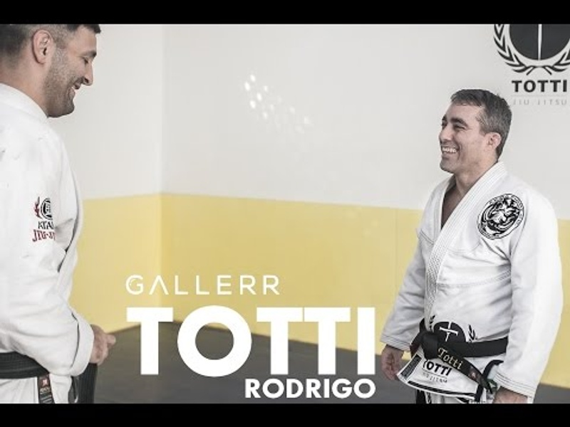 BJJ technique: IBJJF referee Rodrigo Totti teaches how to apply a foot attack starting from back defense