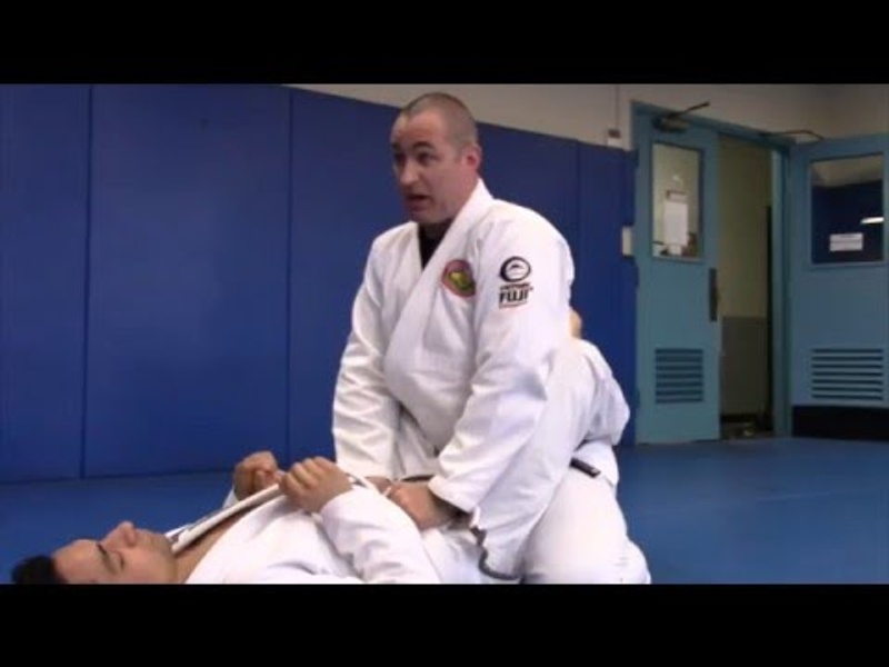 BJJ fundamentals: tips to improve your posture in BJJ