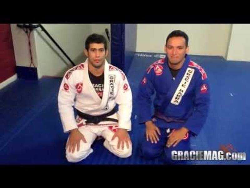 Brazilian Jiu-Jitsu lesson: Otávio Sousa teaches a wrist lock attack from the back