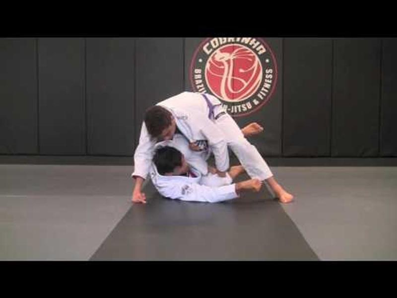 BJJ: Charles Cobrinha breaks down sit-up guard sweep