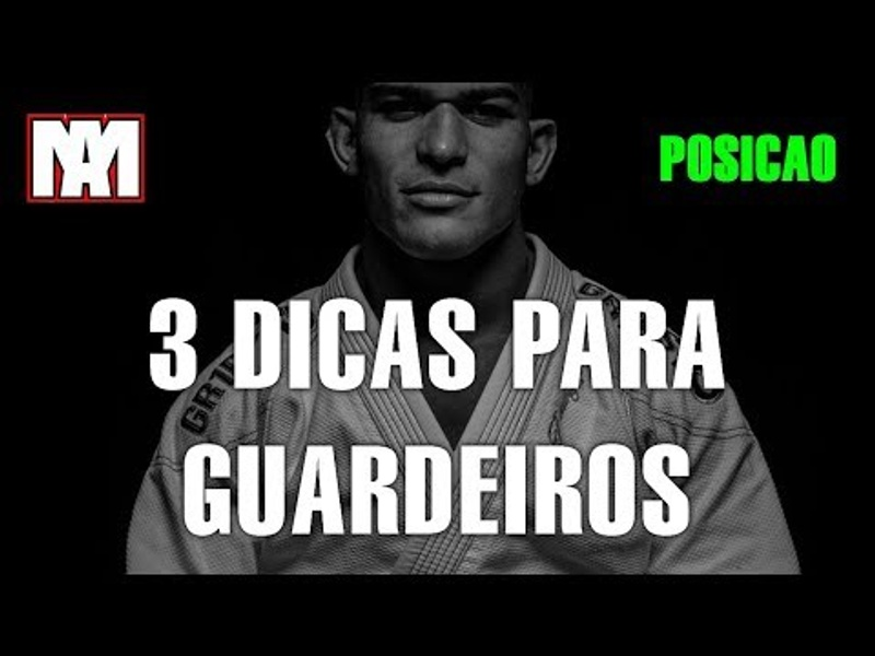 3 tips to baffle the passer in BJJ, with Mahamed Aly