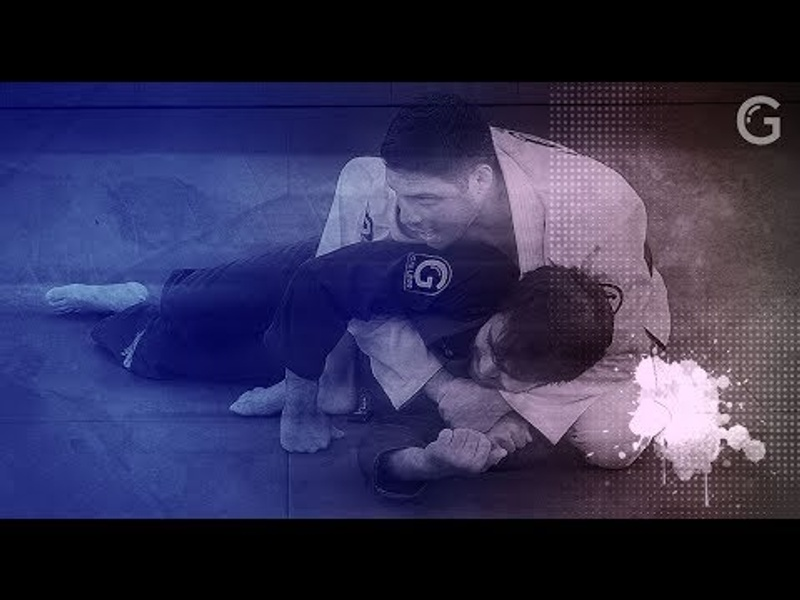Neiman Gracie and the art of attacking from the back