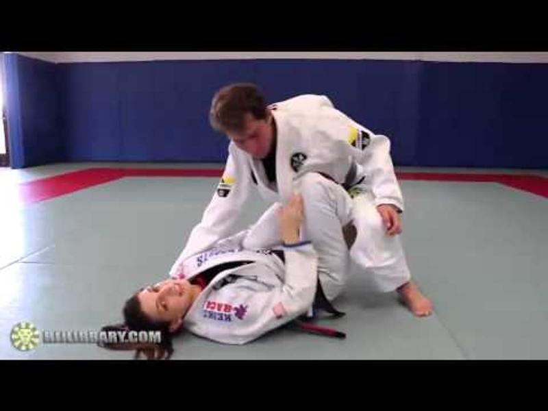 Brazilian Jiu-Jitsu lesson: Mackenzie Dern teaches the koala guard