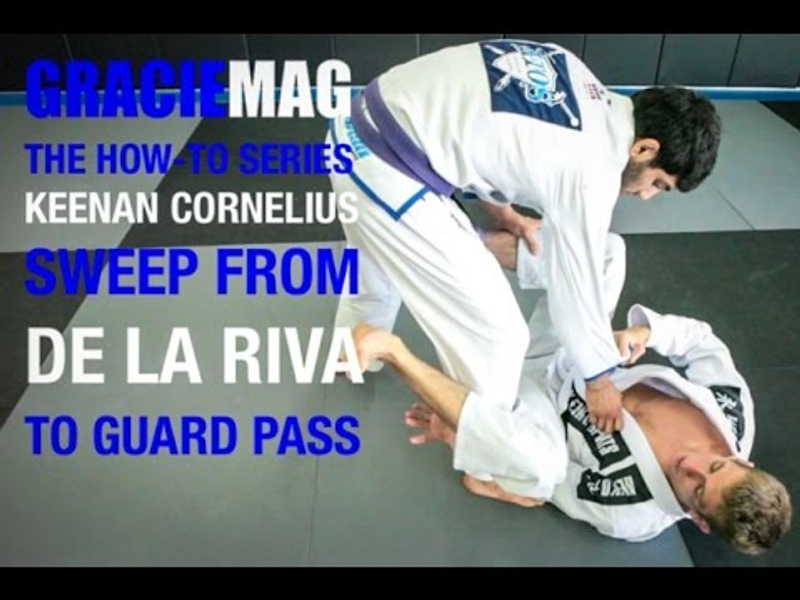 Keenan Cornelius and a way to go from DLR to guard pass