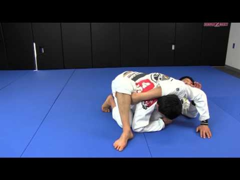 BJJ: The Miyaos teach a sneaky inverted triangle