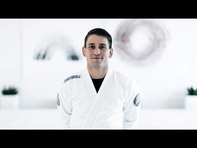BJJ: Rafael Mendes and his way to pass a guard
